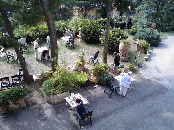 Malferien Toskana Villa Elena