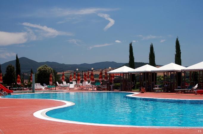 Malferien Toskan Hotel Belvedere
