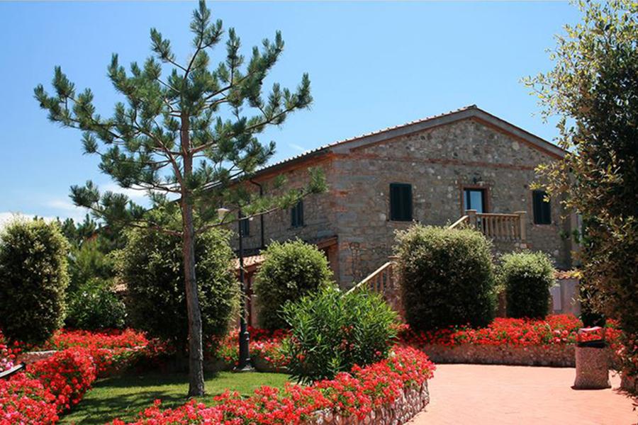 Malferien Toskana Hotel Belvedere
