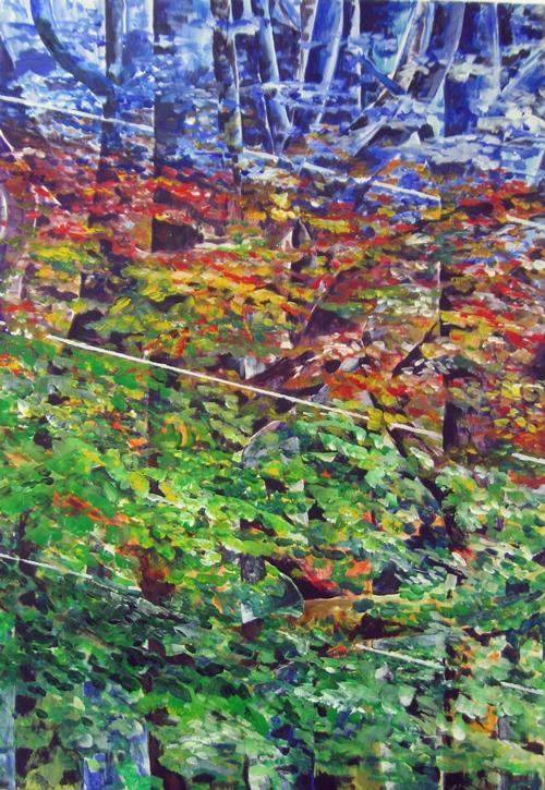 Herbstlandschaft Ruedi Keller