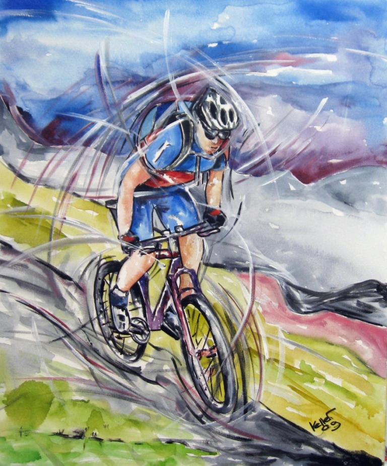 Sportbilder Rad Ruedi Keller