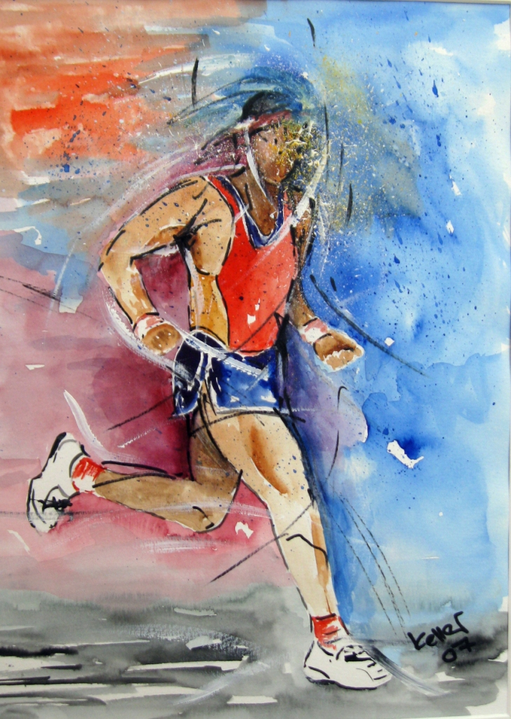 Sportbilder Marathon Ruedi Keller