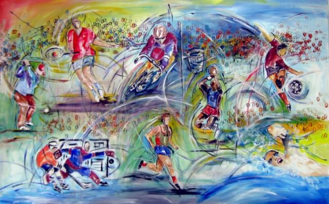 Sportbilder Sportarten Ruedi Keller