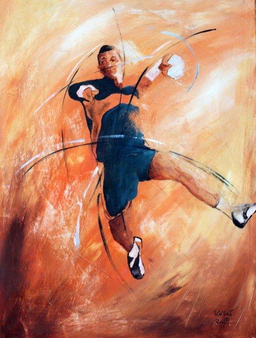 Sportbilder Handball Ruedi Keller