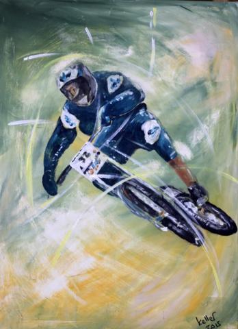 Sportbilder Mountainbike Ruedi Keller