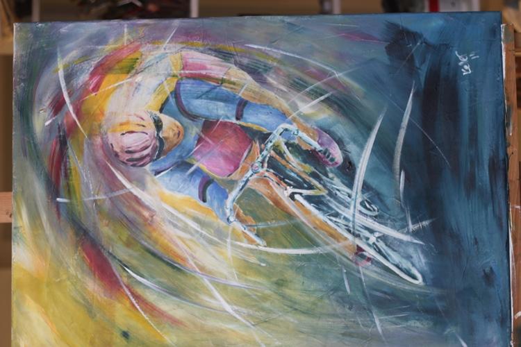 Sportbilder Radsport Ruedi Keller