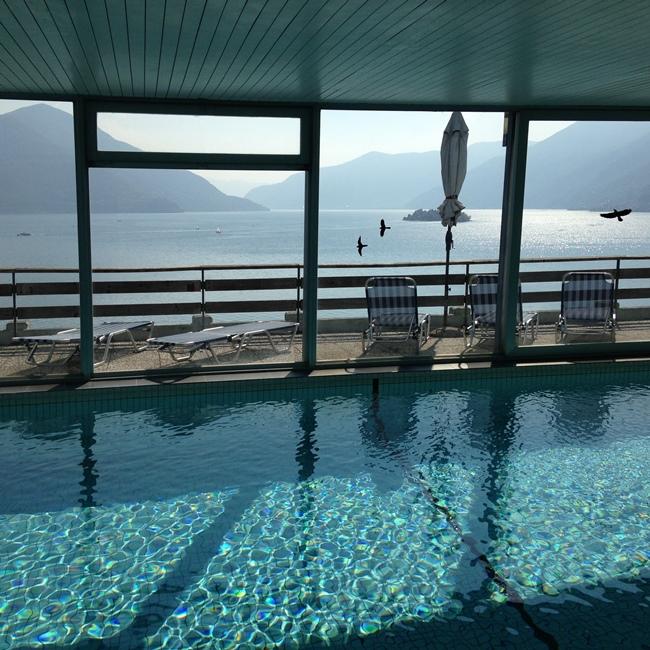 Malferien Tessin, Ascona, Hotel Collineta