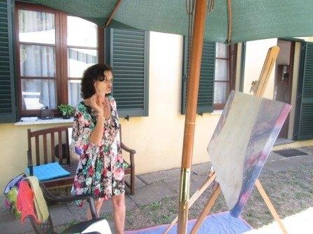 Impressionen Malferien Villa Elena Mai 2017